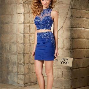 Mori Lee Dresses - Homecoming dress